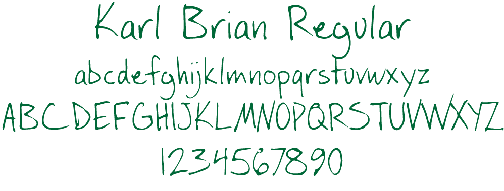 karl-brian-font