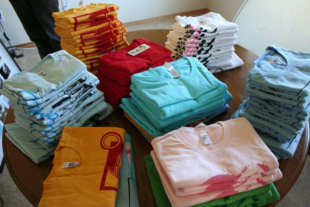 sidearm-tshirts