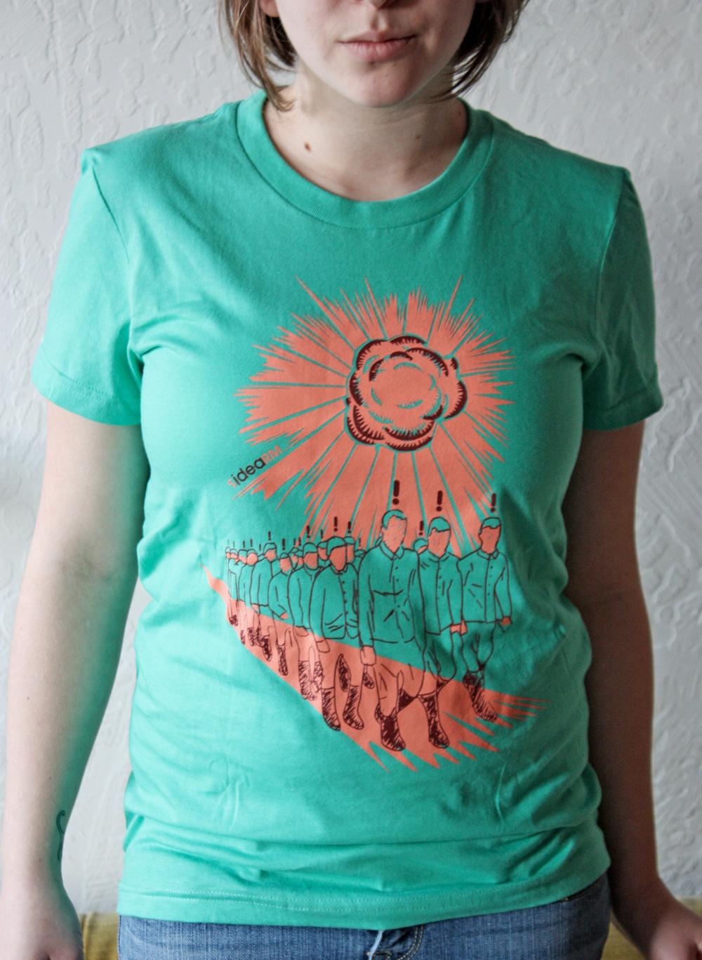 oblivious-tshirt